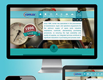 Contec Company website