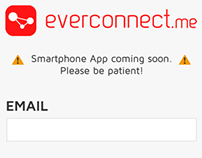EverConnect Login [Mobile]