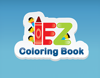 Ez Coloring Book