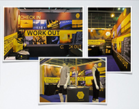 Exhibition Booth Visuals Design