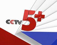 CCTV 5+ Slogan