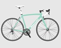 Bianchi - Bicycle
