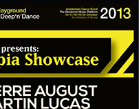 Sepia Records ADE Showcase