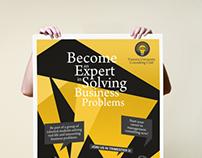 Victoria University Poster