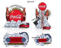 visualization Coca-Cola POSM