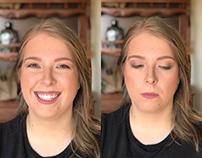 Maggie - Bridesmaid Makeup