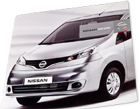 Nissan New NV200 Folder