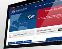 CFG web design