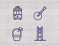 Lisbon Icons