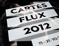 Cartes Flux 2012 Festival