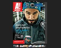 PanPablo.pl w magazynie Aktivist