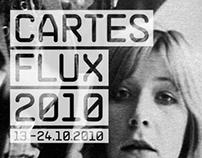 Cartes Flux 2010 Festival