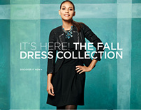 Fall collection marketing