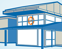 PNC Bank: PNC.com Sitelet Illustrations
