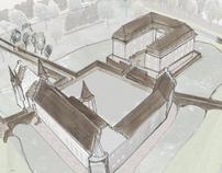 Graduation - TUDelft - Renovation Castle Gemert