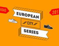 ADIDAS /// European City Series