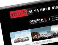 Nissan Web Ofertas Clientes