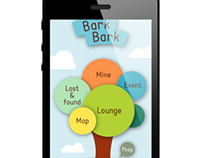 Bark Bark / iPhone App for dog owners
