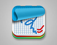 Sketch Pad 3 IOS Icon