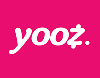 Brand Identity Design: Yooz/ Yooz-Top Up