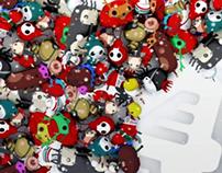 E4 Merry Critters