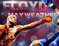 Speed Drawing (video) Floyd Mayweather