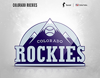 Colorado Rockies | logo redesign
