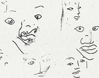 dibujos ciegos