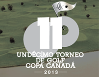 Golf tournament - Canada Colombia Chamber of commerce