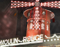 Project - Moulin Rouge