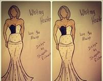 Fashion Designs By Shaquille' Rashad