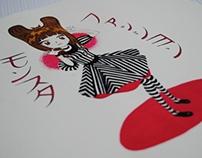 Kyary Pamyu Pamyu Illustration