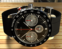 MMC Open Chrono Racing Trax | MMC Watch