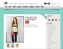 McB's Boutique Web