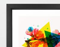 FLOW - Art print -