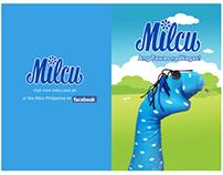 Milcu Ad Campaign (Thesis)
