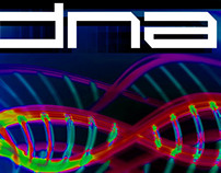 DNA Graphic Art
