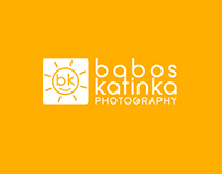 Babos Katinka Photography - Logo Design