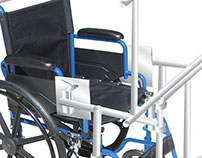 Rollingstock Wheelchair Puppet Theater