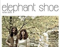 Elephant Shoe - teksty dla magazynu muzycznego