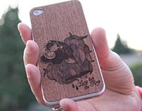 CARVD iPhone Case Design