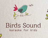 Birds Sound, logo & Identity
