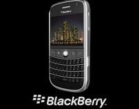 Blackberry ad
