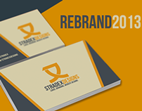 StradexDesigns Rebranding 2013
