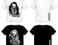 The Pretty Reckless T-shirt Design
