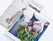 Crafted Thinking publication