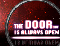 "Frank Doorhof's ""The Doorhof is Always open"""