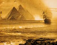 pyramids in alex