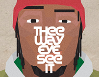 Thee Way EYE See It- CJ Fly (Unofficial Cover Art)