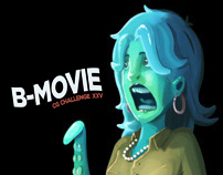 B-Movie CG Challenge XXV